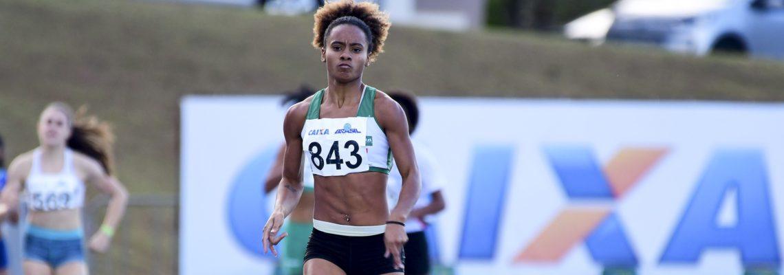 Tiffani Beatriz Domingos, dos 400 m (Wagner Carmo/CBAt)