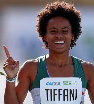 Tiffani - Foto Wagner Carmo/CBAt