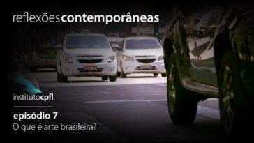 ep7. o que é arte brasileira? LIBRAS